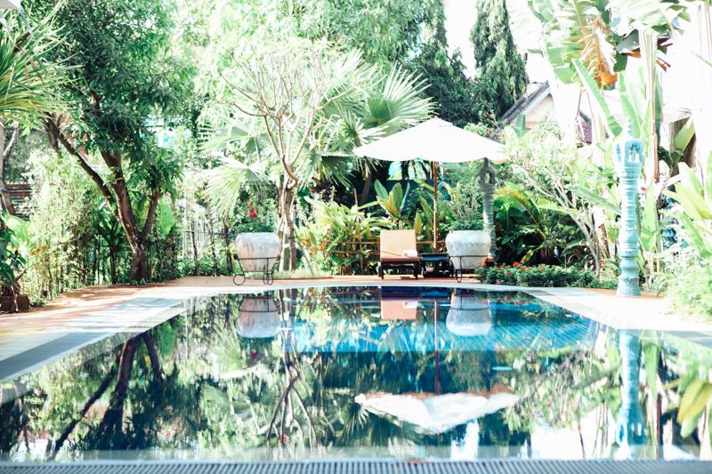 Frangipani Green garden Hotel & Spa