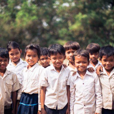 Cambodian Kids / FIDR