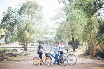 Landscape of Cambodia