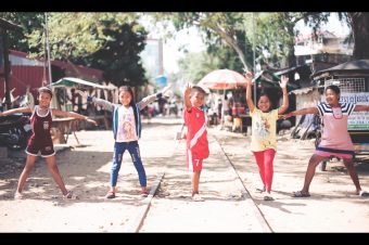 Yoga for Kid's by Krama Yoga Cambodia